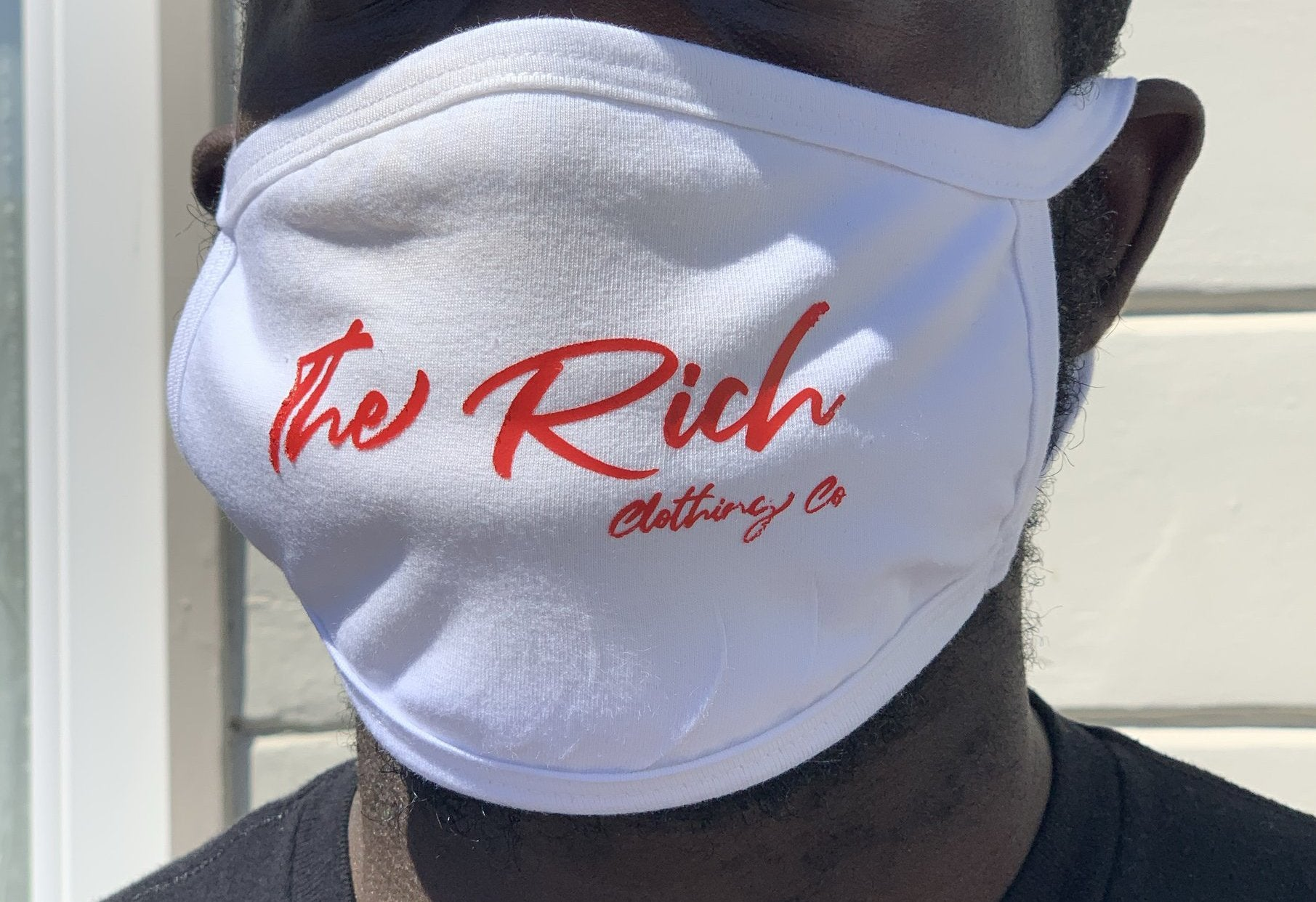 The Rich Mask