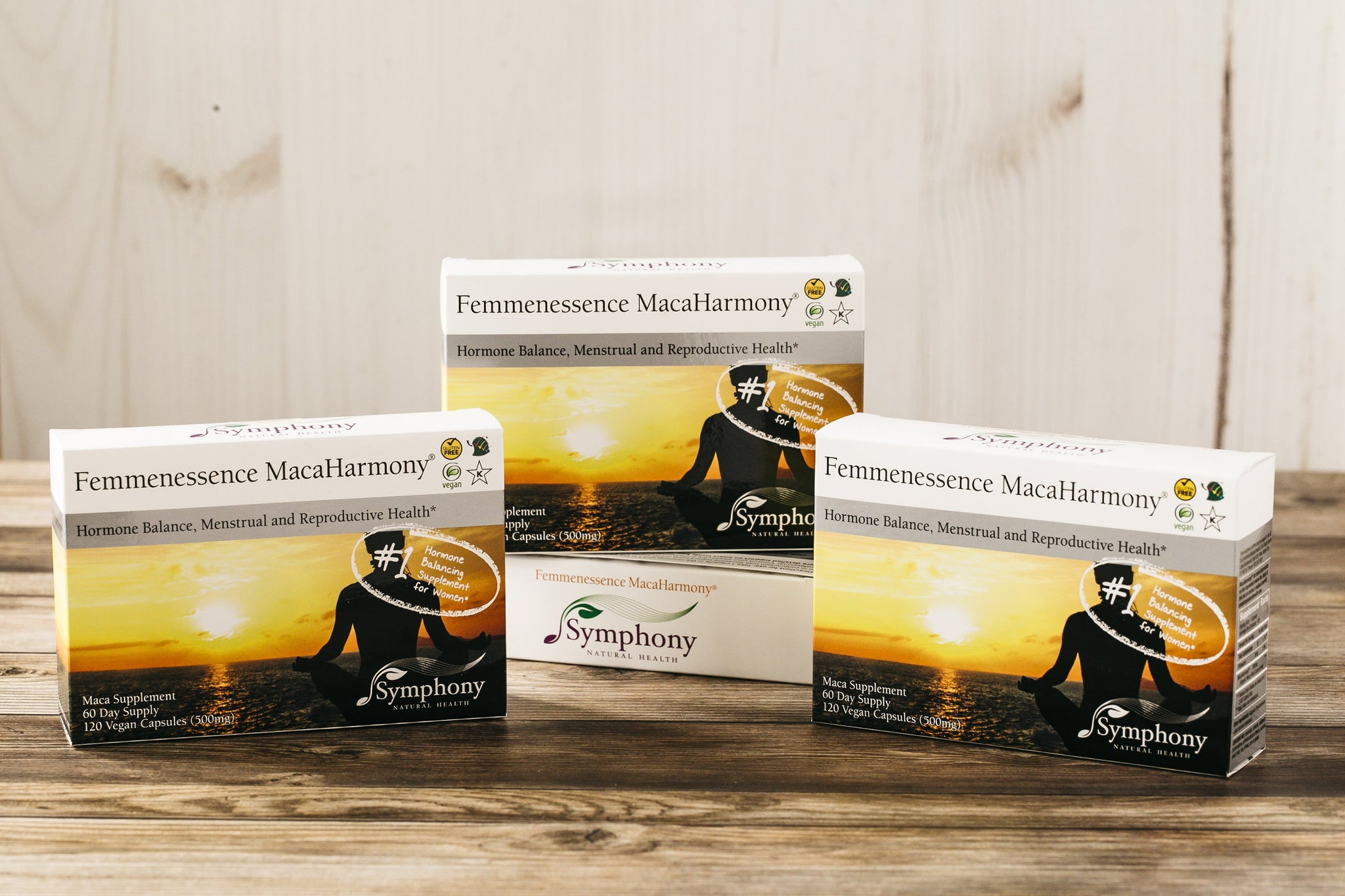 MacaHarmony Welcome Pack, Buy 2 Get 1 Free for first time customers only