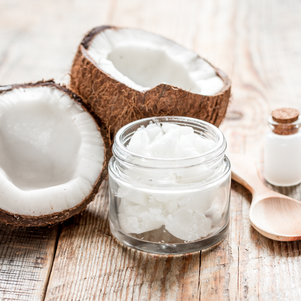 Coconut oil for Himalayan Bath salts