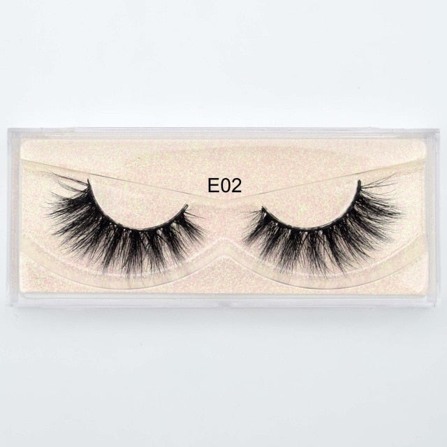 Premium Reusable Natural Eyelashes