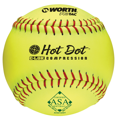 Worth Hot Dot 52/300 ASA Softball