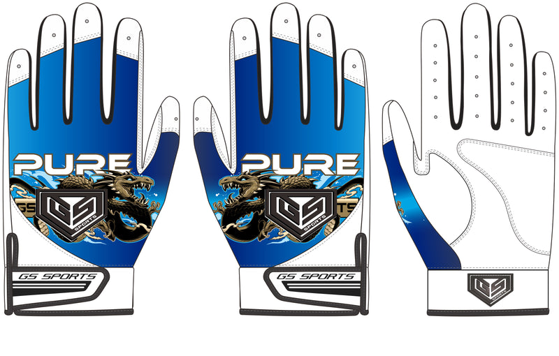GS Sports Pure Supremacy Limited Edition Batting Gloves