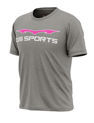 GS Sports / Monsta Athletic Tee - Pink