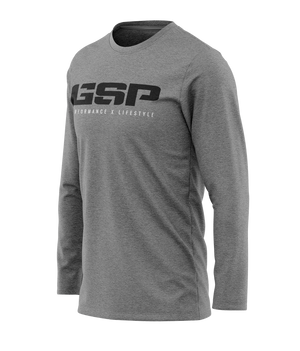 GS Sports GSP Performance X Lifestyle Long Sleeve Tee