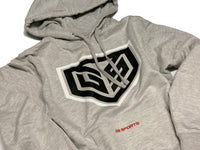 GS Sports Crest Heather Hoodie