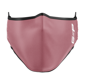 GSP Dual Layer with Filter Pocket Mask (Overhead Dual Straps) - Rose Gold (Available in Youth)