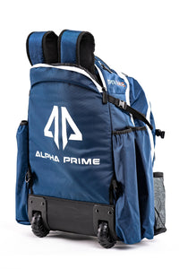 Alpha Prime Series II Roller Bat Backpack - Navy / USA