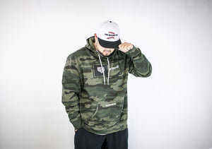 GS Sports Batters Box Camo Hoodie