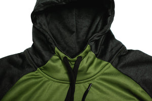 GSP Pro Series Scuba Neck Hoodie - Tackle Twill Collection - Army Camo