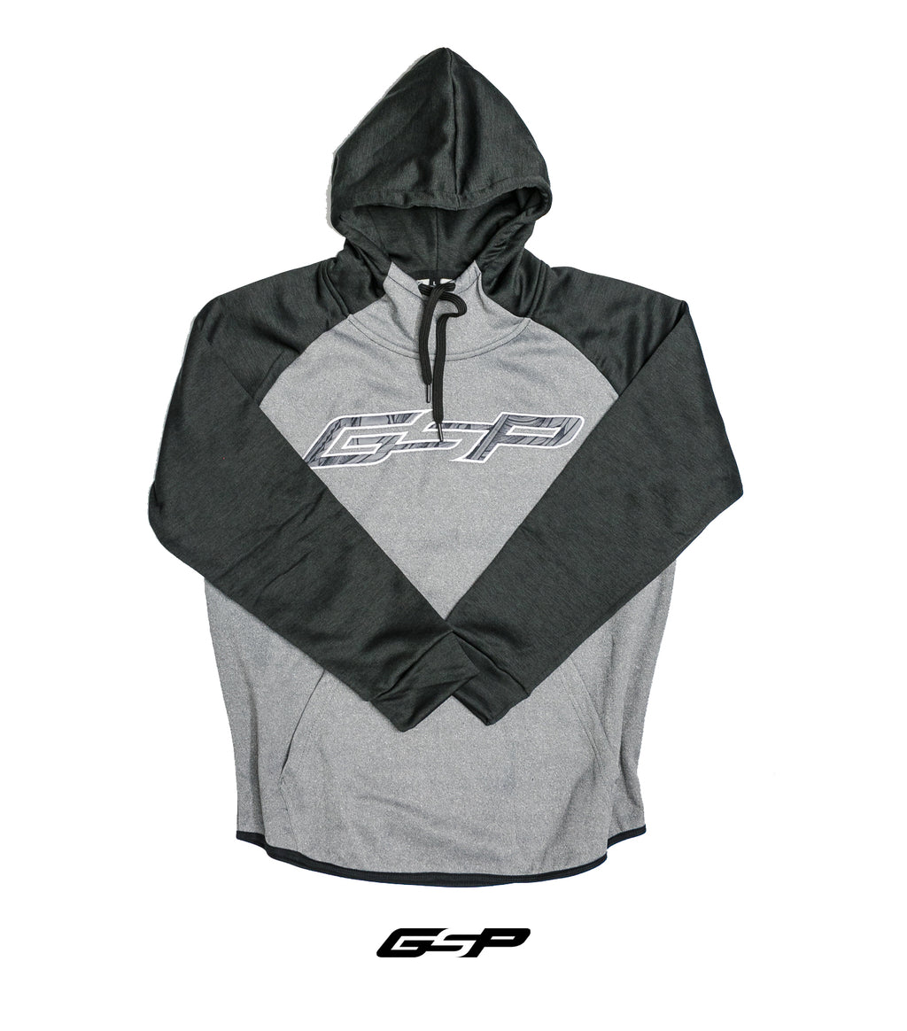 GS Sports Pro Series Scuba Neck Hoodie - Tackle Twill Collection - GSP Polynesian Tribal