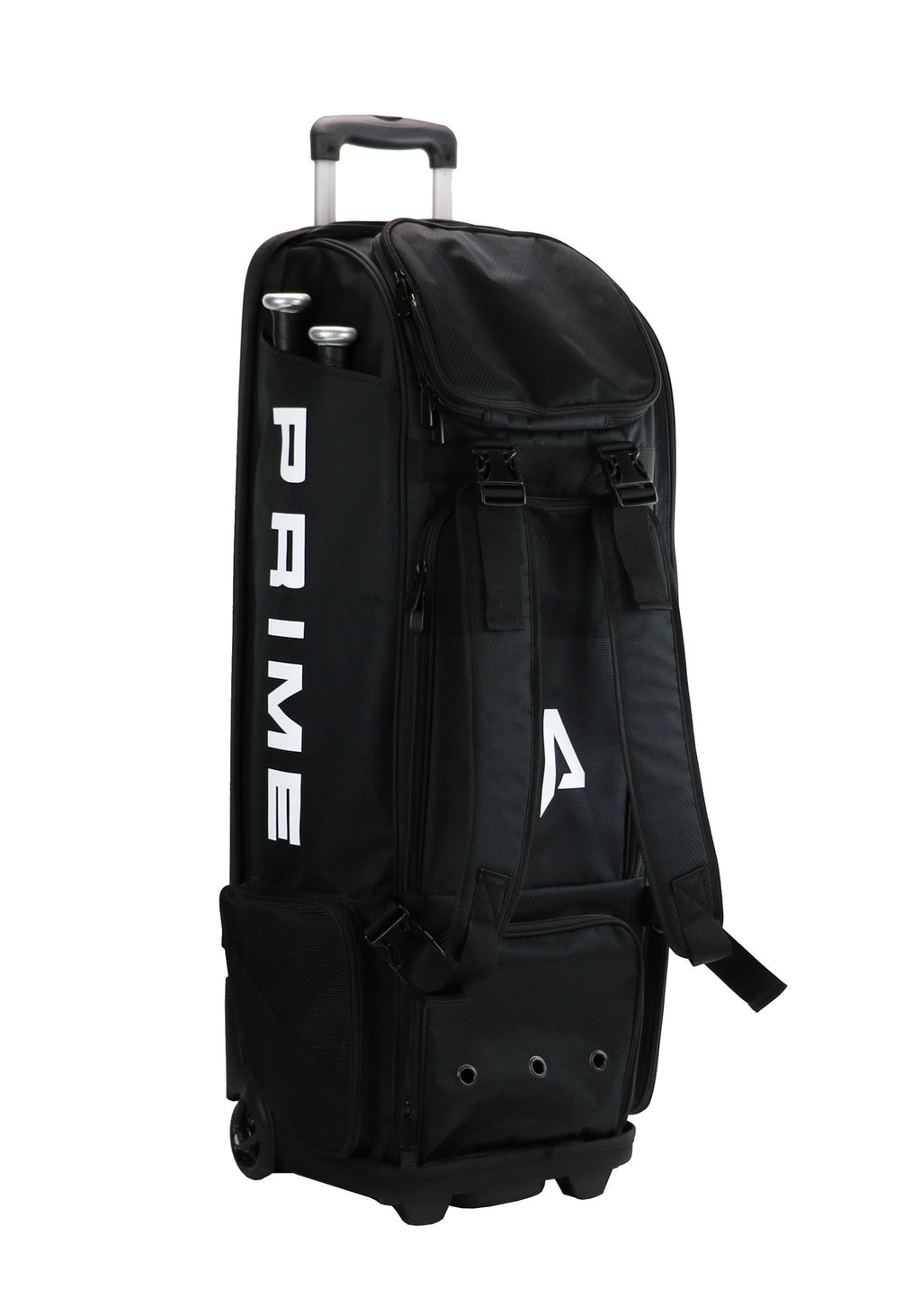 Alpha Prime Roller Bag - Black