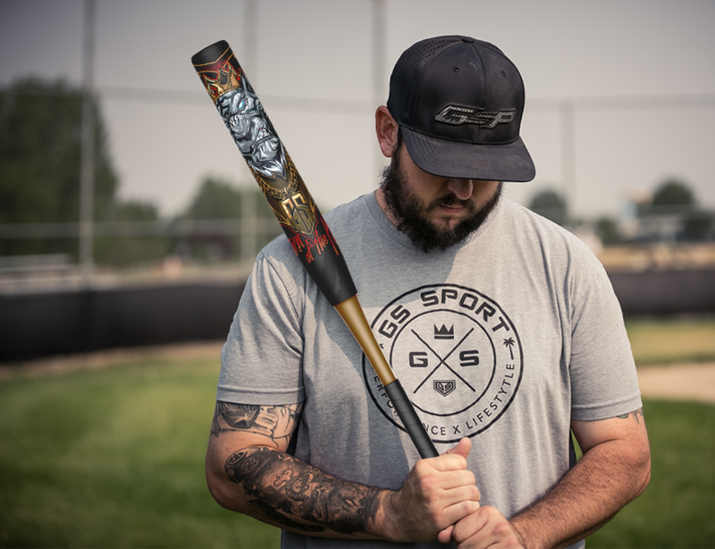 Monsta GS Sports Return of The King RoTK 2 Piece Slowpitch Bat (GS Exclusive)