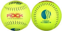 Trump X-ROCK 40/325 Classic M 12in USSSA Composite Leather Softball (sold by dozen)