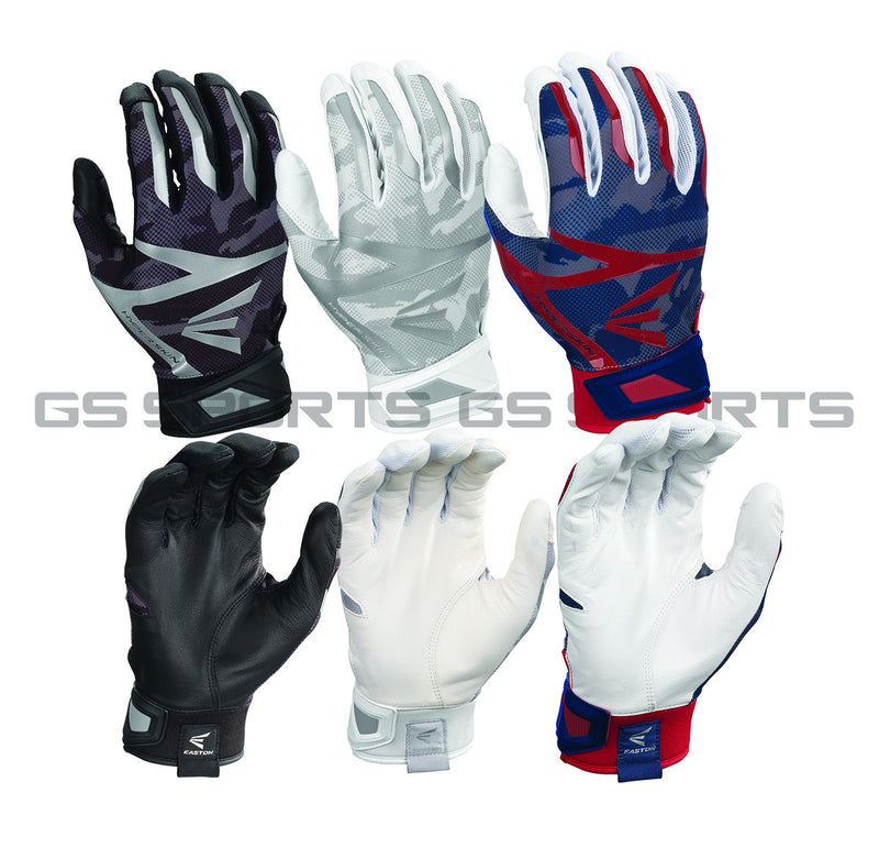 Easton Z7 Hyperskin Batting Gloves