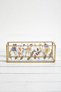 Long Pressed Flower Multi Utility Box