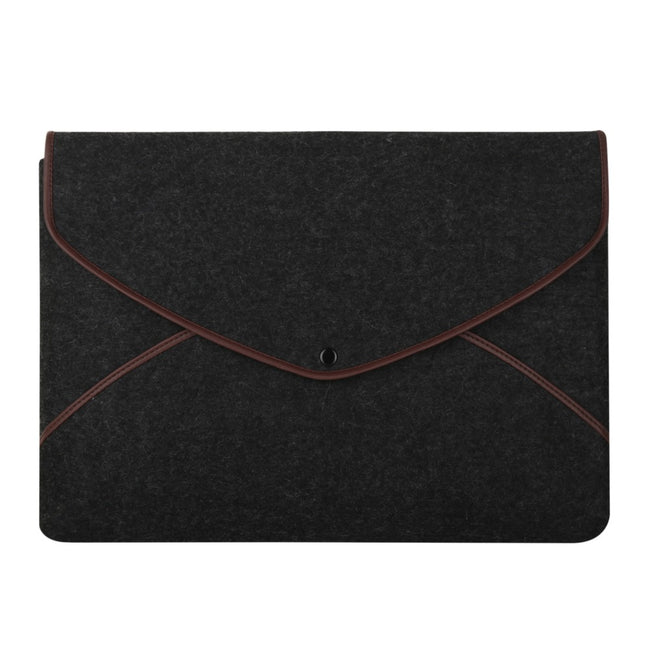 Felt Laptop Sleeve-Clingy