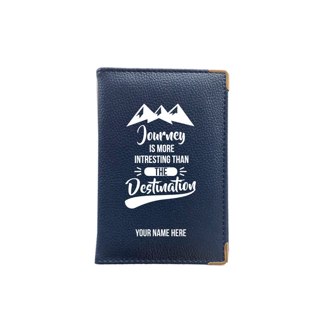 Journey Passport Cover