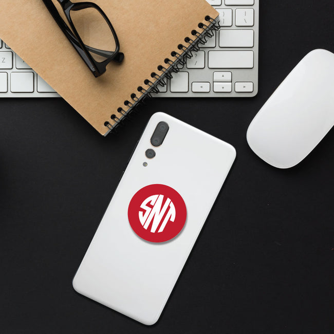 Monogram Pop Socket