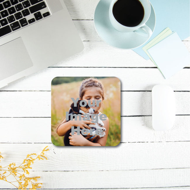 Custom Photo Coaster