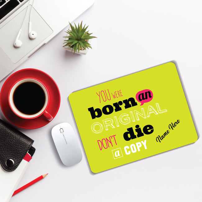 Born Original Mouse Pad