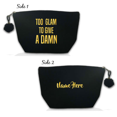 Glam pouches and gifts