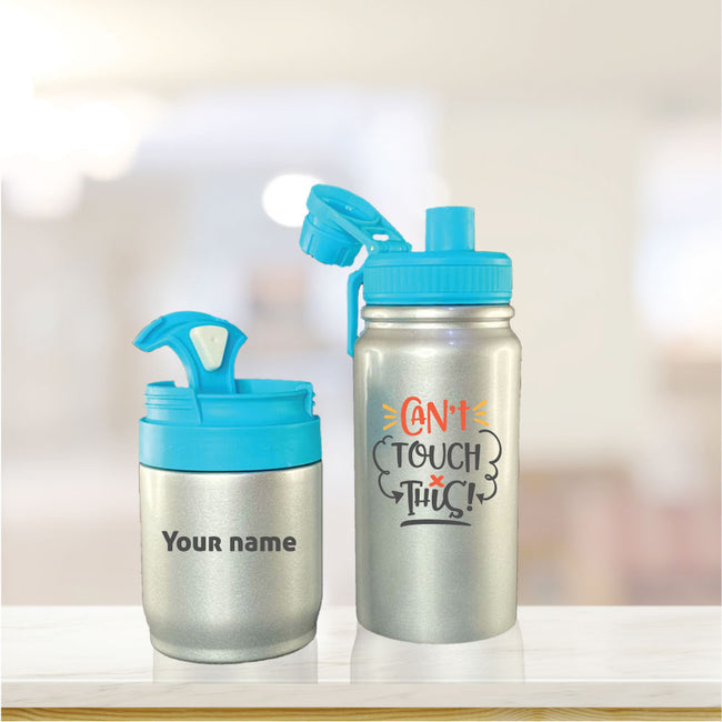 Hot & Cold Stainless Steel Bottle- Can't Touch This