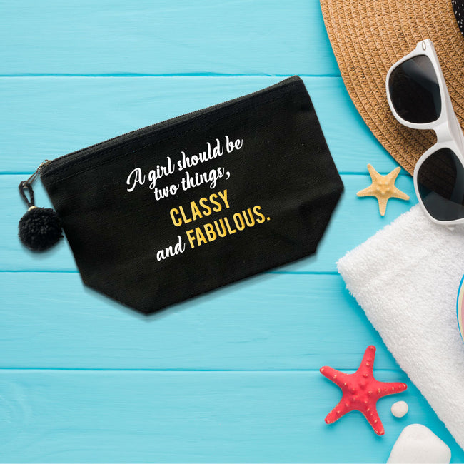 Fabulous Girl Travel Pouch