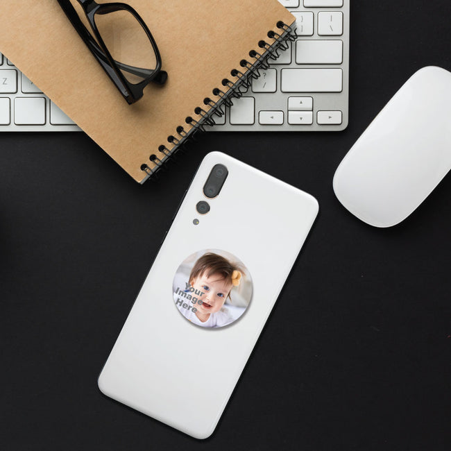 Custom Photo Pop Socket