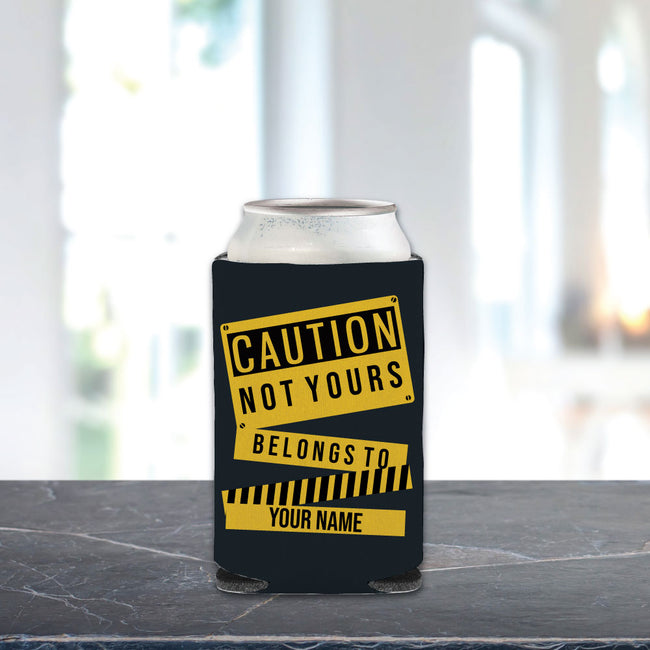 Caution Can Cooler
