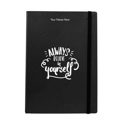 Believe in Yourself Fluct Diary