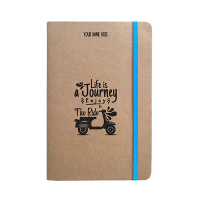 Life is a Journey Eco Journal