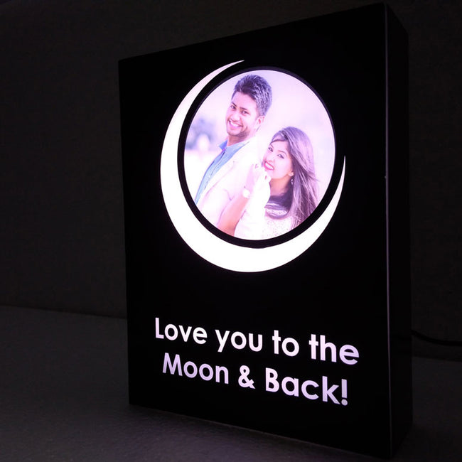 Love Photo Lamp
