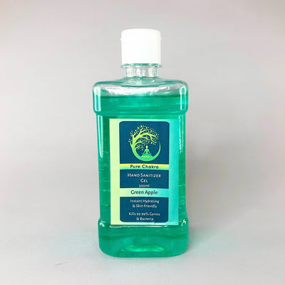 Pure Chakra Green Apple Hand Sanitizer