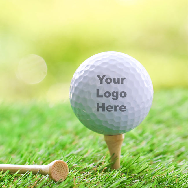 Your Logo Golf Ball