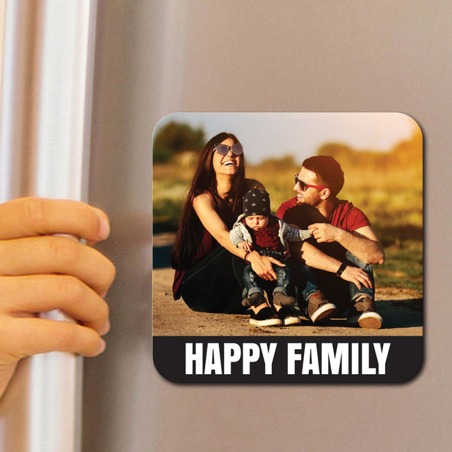 Happy Family Magnet