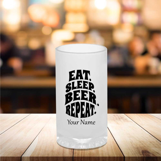 Repeat Beer Mug