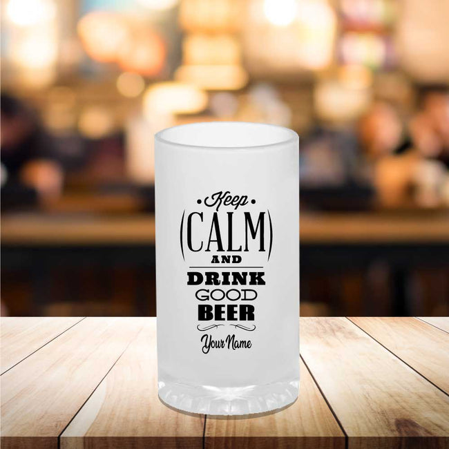 Keep calm and drink good beer