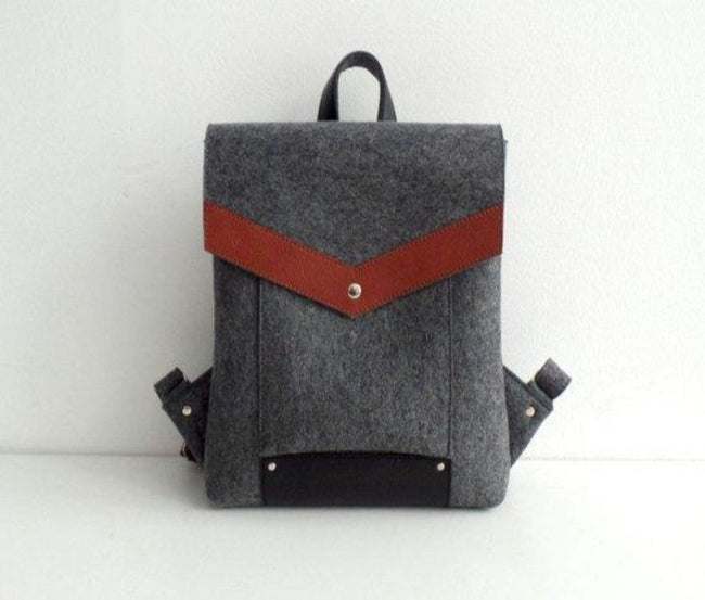 Back pack- Felt Series