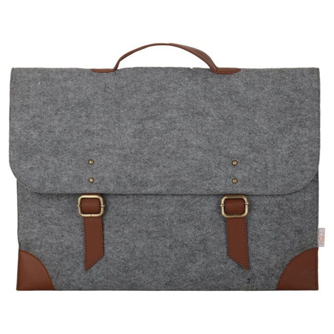 Felt Laptop Bag - Sleek