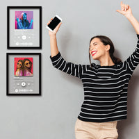 Personalized Spotify Plaque- Your Playlist