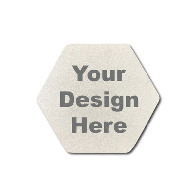 Create Your Own Hexagon Coaster