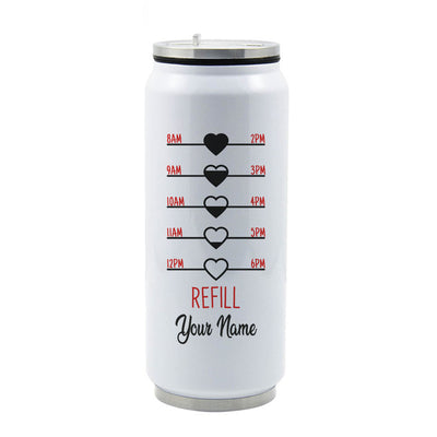 Refill Name Can
