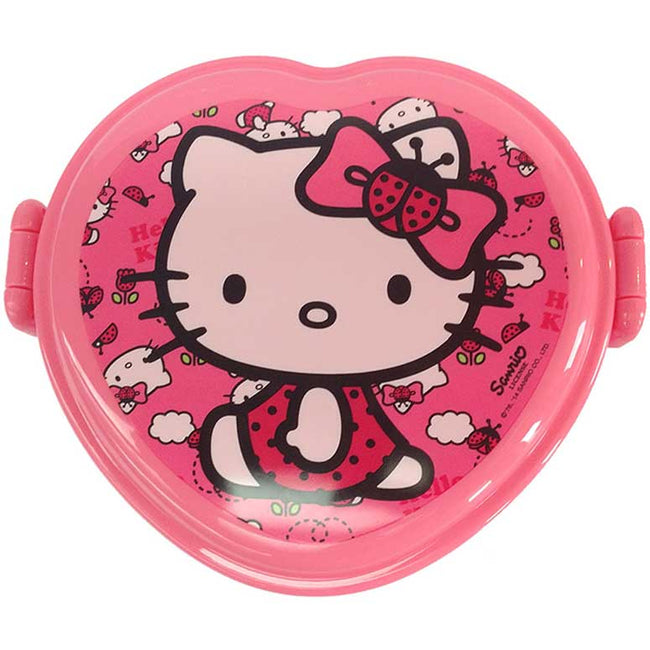 Hello Kitty Pink Lunch Box