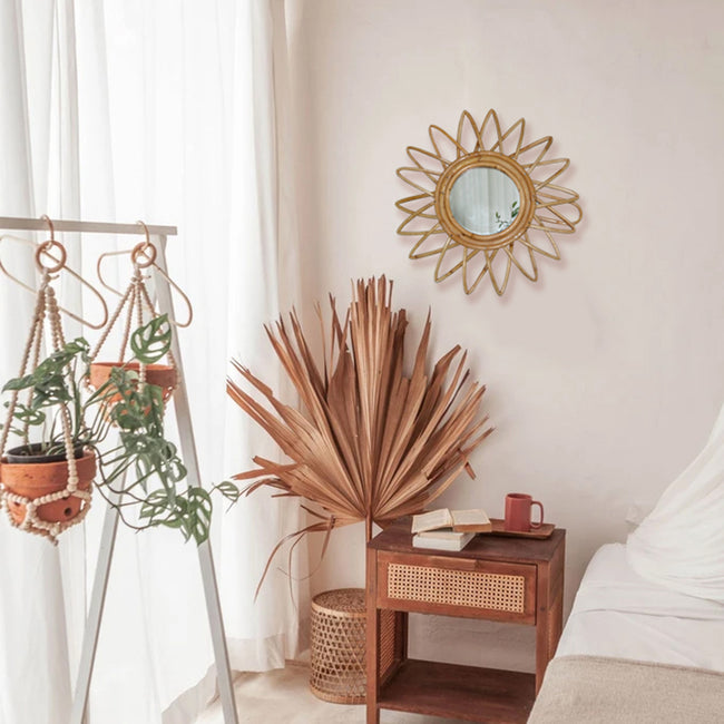 Star Decorative Wall Mirror