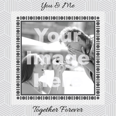 Together Forever Canvas Print