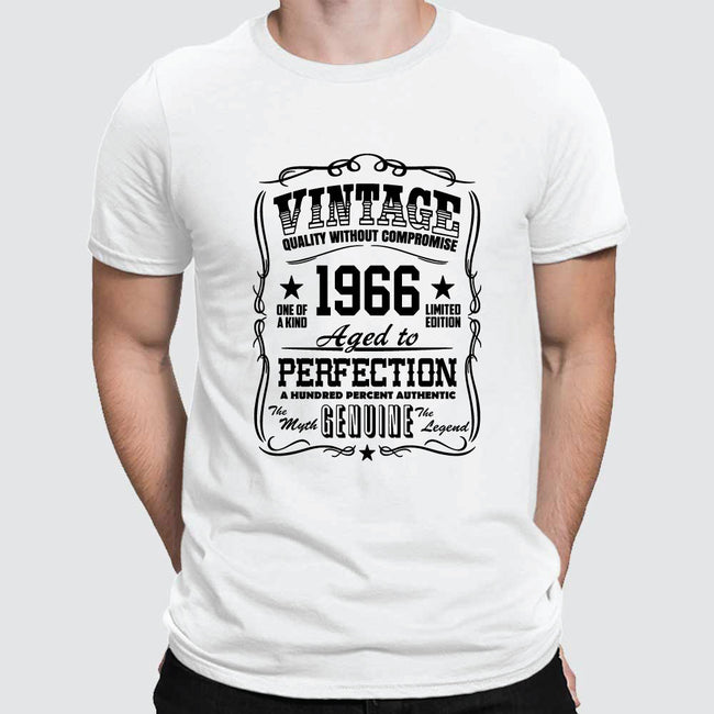 Vintage Year Men T-shirts