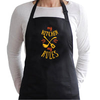 Kitchen Rules Custom Apron