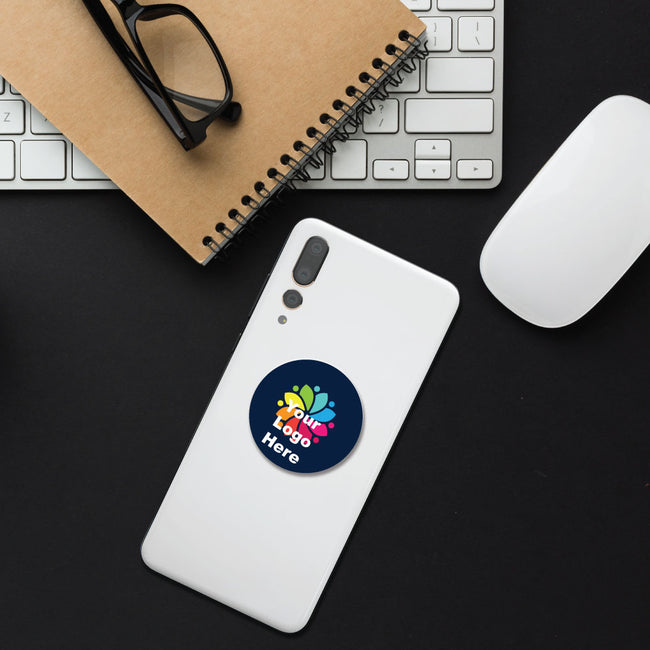 Your Logo Pop Socket