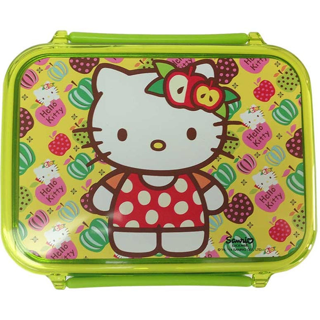 Hello Kitty Green Lunch Box