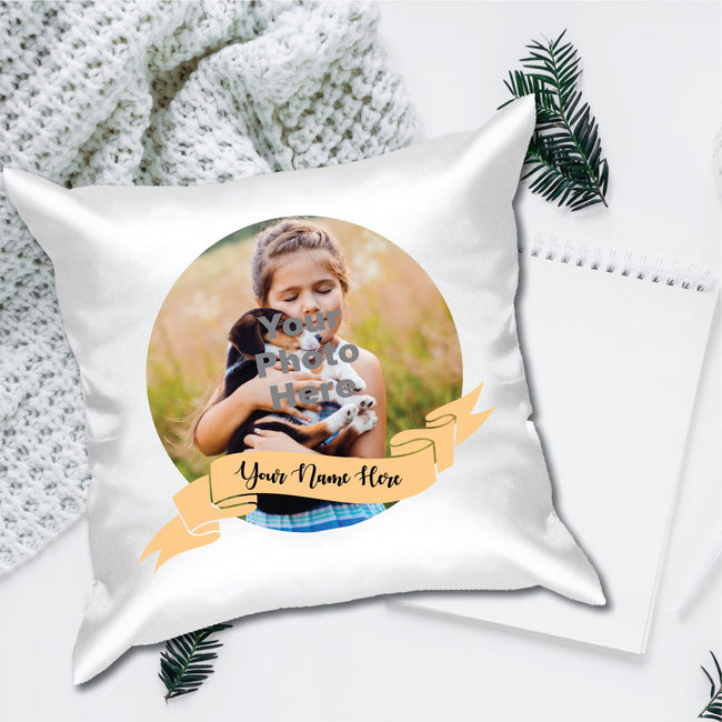 Your Photo Cushion Cover